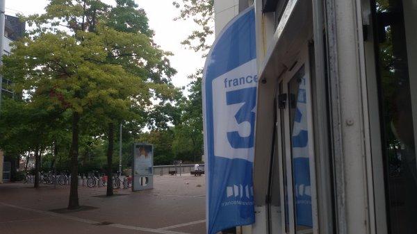 JOURNEE DU PATRIMOINE : VISITE DE FRANCE 3 HAUTE NORMANDIE