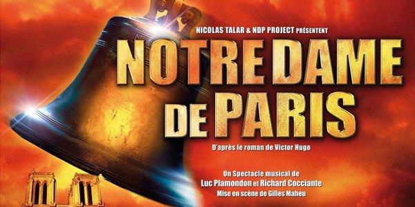 NOTRE-DAME-DE-PARIS AU ZENITH DE ROUEN