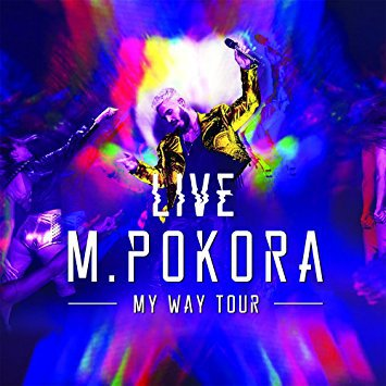 CD/DVD DU MY WAY TOUR