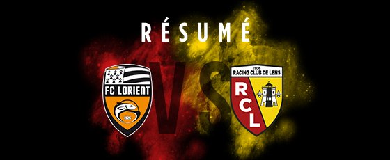LORIENT-LENS : UN POINT MIRACULEUX