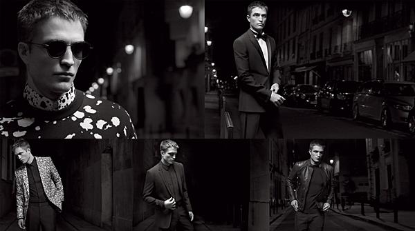 .Robert pour la collection de Dior Homme de printemps 2017 ! Découvrez dés maintenant, les cinq premiers clichés disponible de Robert pour la collection de printemps 2017 Dior Homme. C'est tout en noir et blanc que nous retrouvons donc un Robert très classe et distingué. Vous aimez ces premiers clichés ? :)  .