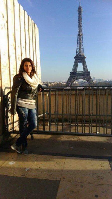 Premier pas sur Paris