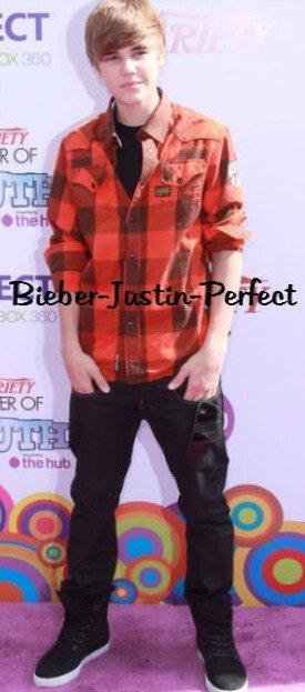 Justin Bieber récompensé pour son engagement caritatif.