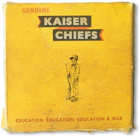 Education, Education, Education & War, le nouvel album de Kaiser Chiefs.