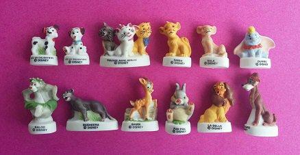 Séries de fèves animal Friends + affiches et couronnes