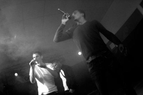 En souvenir du concert à l'espace jeunes de Noyal-sur-Vilaine du 27 août