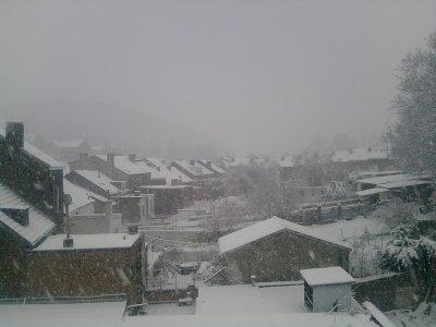 liege sous neige