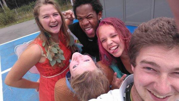 Jeunesse & Santé Dinant : Plaine de Leignon : été 2015