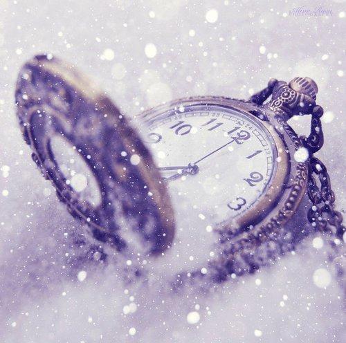 Le temps... Qui passe
