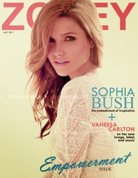 Zooey Magazine - soon...
