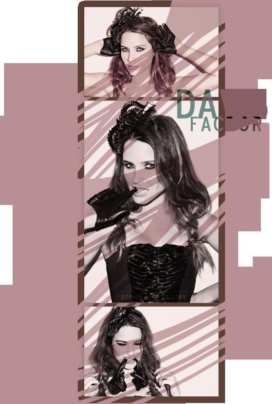 Photoshoot for Davis Factor