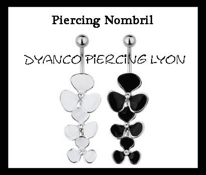 PIERCING NOMBRIL