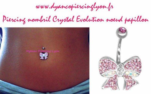 Crystal Evolution n½ud papillon
