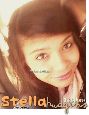@ Stella Theodora Hudgens ▬ LOCA LOCA LOCAAA . ♥