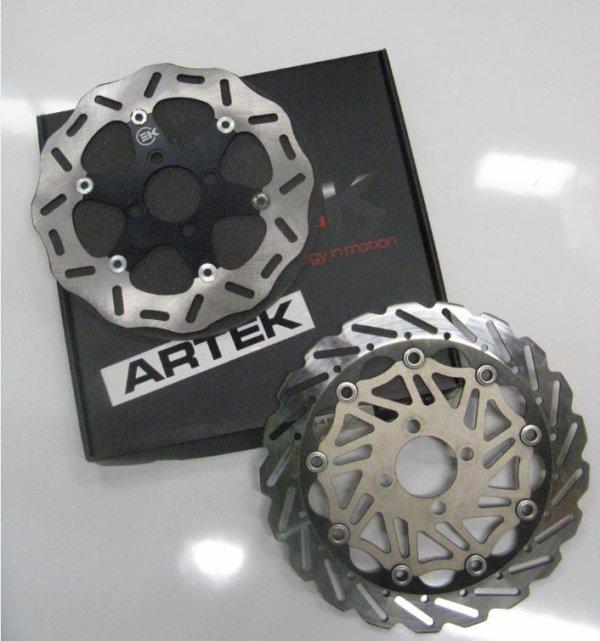 Disque Artek et Stage6