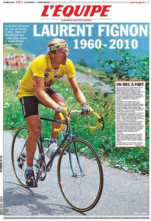 Fignon Laurent... R.I.P