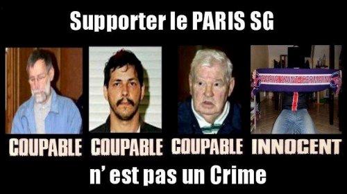Supporter le PSG n'est pas un crime...