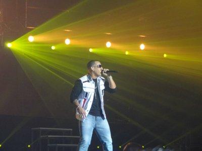 Concerts de Daddy Yankee.. un pure kiff !!