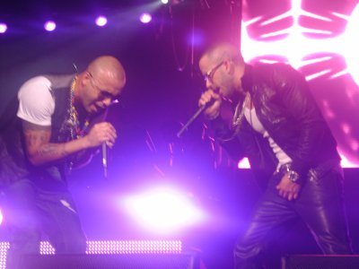 Concert de Wisin y Yandel ;)