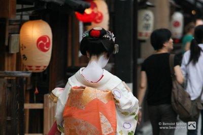 historique : geisha