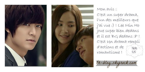 3 ème drama : City Hunter