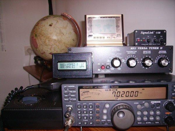 MFJ-461  Décodeur CW