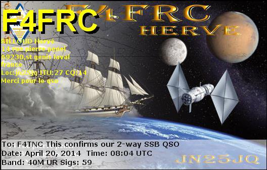 France F4FRC