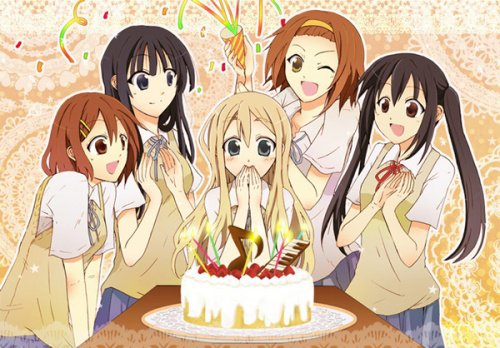 03/03/14 ~ Bonne anniversaire