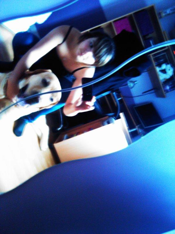 Moi && Mon chien <3