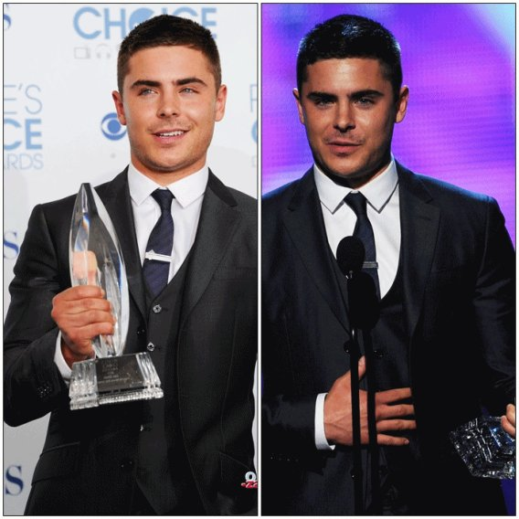 "---  Zac a gagner aux ""People Choice Awards"" ---"