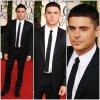 "// Zac aux ""Golden Globes 2011"" //"