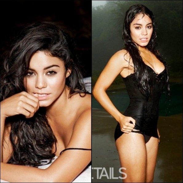 Vanessa : trés sexy pour Détails