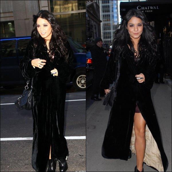 Vanessa a NY - Zac a L.A !!!!!