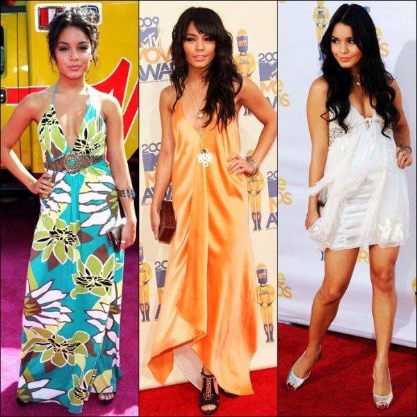 Zanessa = MTV Movie Awards