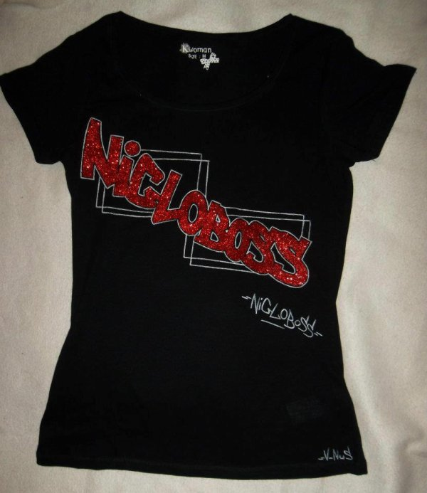 tee-shirt nigloboss