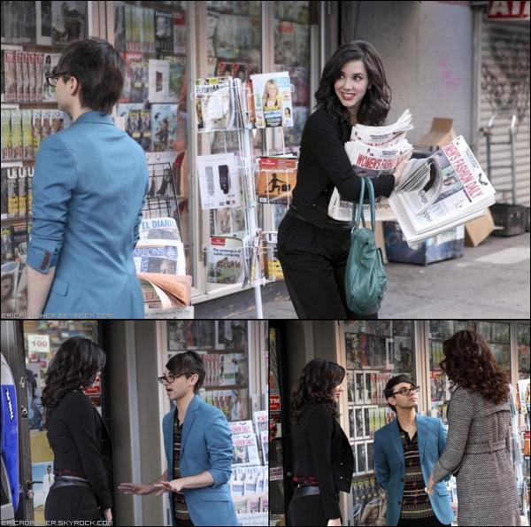"""* Stills et photos du tournage + vidéo promo de l'épisode 1x15 de """"Jane By Design"""" !*"""