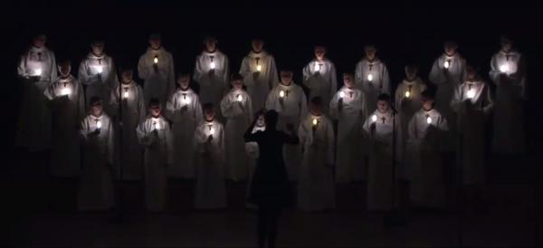 Chants de Noël (liste du répertoire des PCCB)