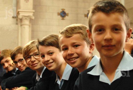 Petits Chanteurs à la Croix de Bois : trois journées d'audition