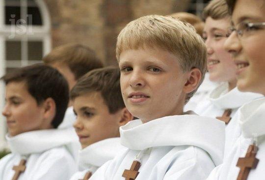 Les Petits Chanteurs à la Croix de bois recrutent