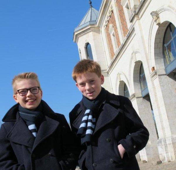 VIDEO. Le chemin de croix se faufile dans les rues de Blois