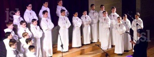 Un beau concert des Petits chanteurs à la croix de bois