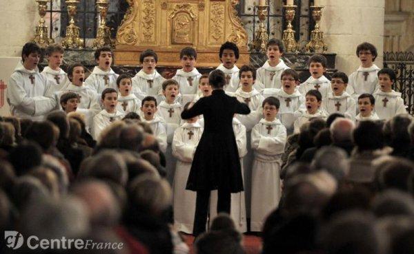 La nouvelle tournée des Petits chanteurs à la croix de bois débute par un concert à Joigny, ce soir