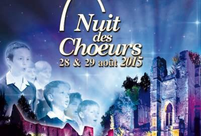 Nuit des Choeurs 2015