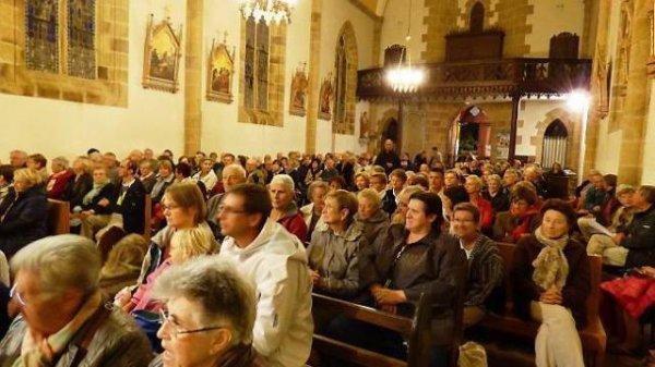 Les Petits Chanteurs à la Croix de Bois ont ravi le public