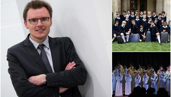L'élu arrageois Alexandre Malfait se souvient de son passage aux Petits chanteurs à la croix de bois