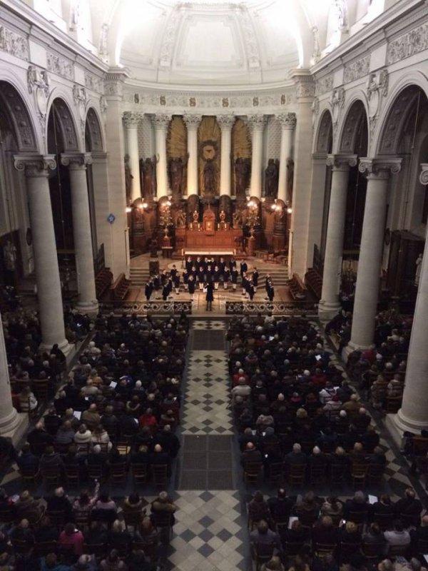 Concert d'Arras Mercredi 20 janvier 2016