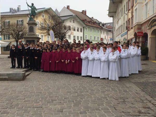 Photos du Facebook TÖLZER KNABENCHOR