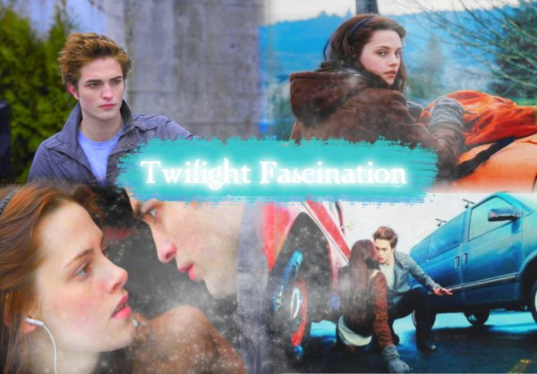 La saga Twilight... Souvenirs souvenirs...