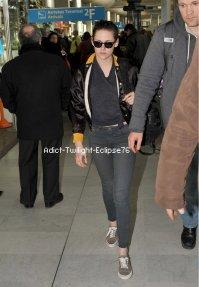"""Welcome to Paris Kristen   -   Anciennes/Nouvelles photos de Kristen Stewart (en couleur)   -   """"It Will rain"""" & """"A Thousand Years"""" covers"""