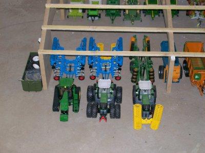 mes tracteurs et accessoires